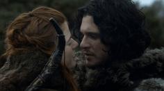 Ygritte y Jon