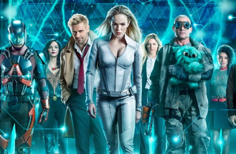 Legends of Tomorrow: actualmente, ¿la mejor serie de DC?