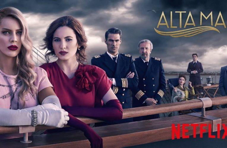 Netflix desembarca con Alta Mar
