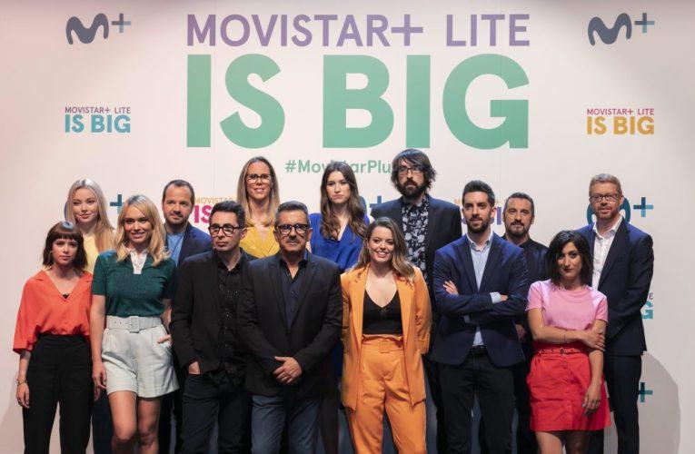 Movistar+ Lite, llega la pequeña gran app de Movistar