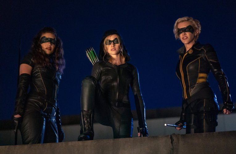 Arrow 8×09 Review: Green Arrow and the Canaries