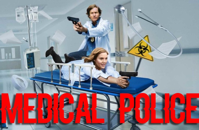 El humor absurdo de Medical Police