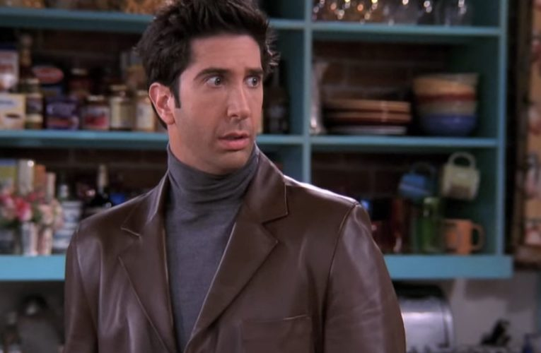 Ross de Friends, ¿ha envejecido mal?