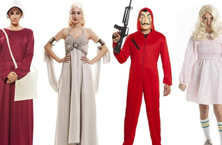 Disfraces de series para carnaval