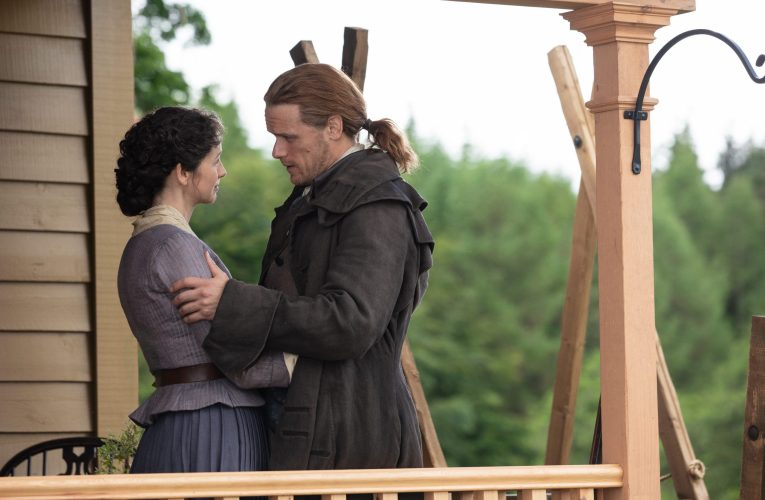 "Outlander 5×05 Review: ""Adoración perpetua"""