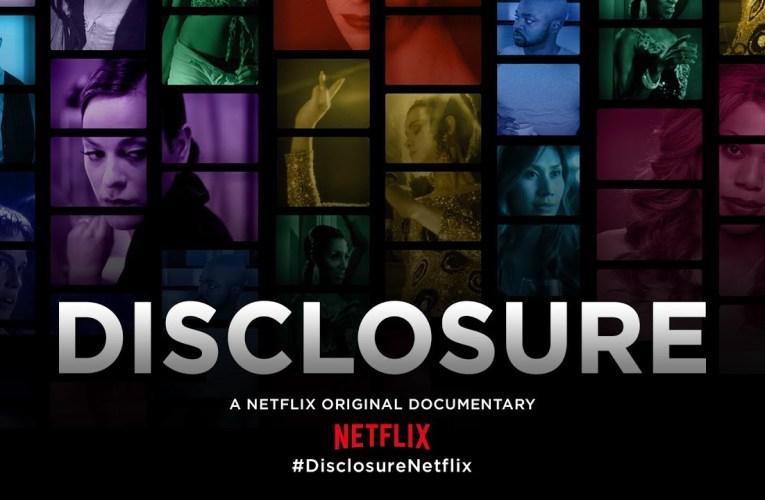 Disclosure: reflexión a través del documental