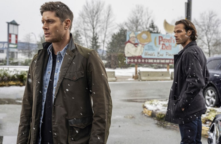 Supernatural: Gimme Shelter