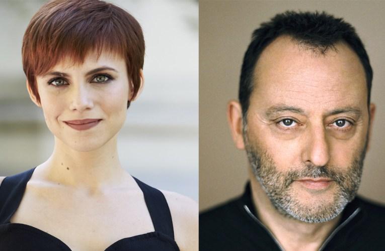 Jean Reno y Aura Garrido en Un Asunto Privado
