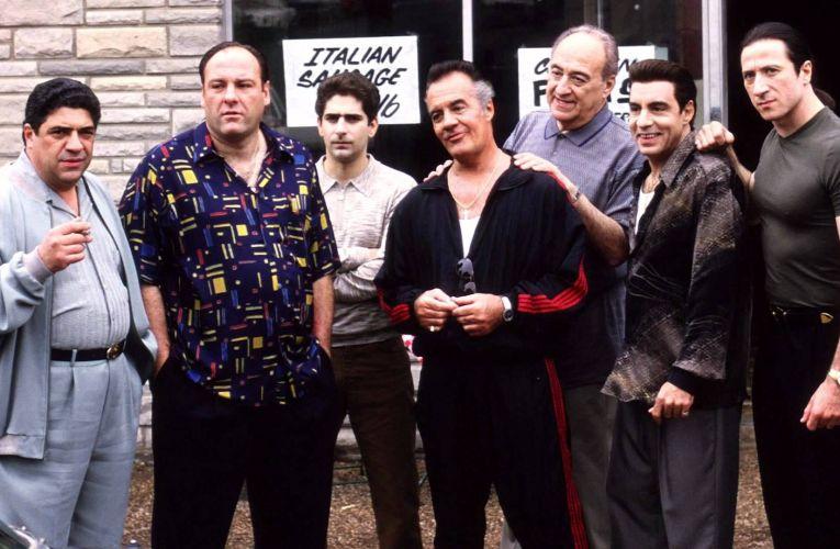 Reunión del cast de 'Los Soprano' 13 años más tarde