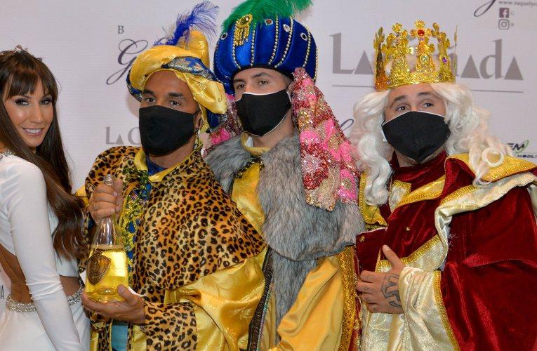 ¡Ojito! Los Reyes Magos Seriéfilos reparten carbón
