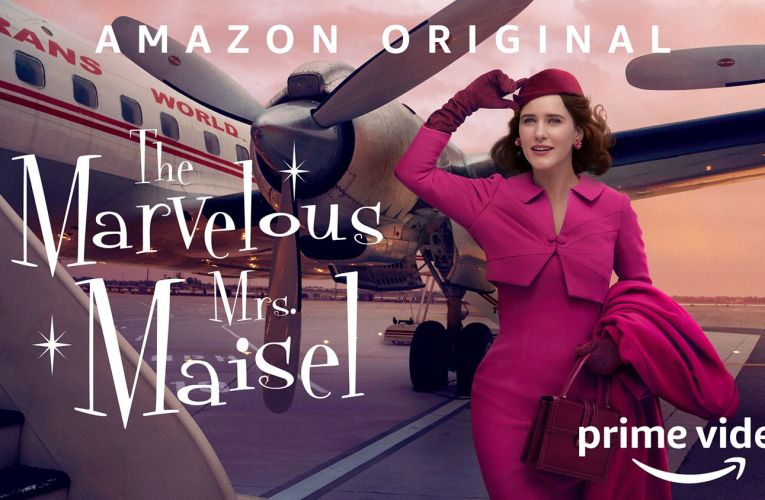 'The Marvelous Mrs. Maisel': comienza el rodaje de la 4 temporada