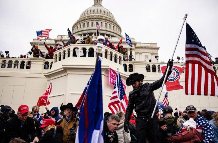 El asalto al Capitolio será una miniserie
