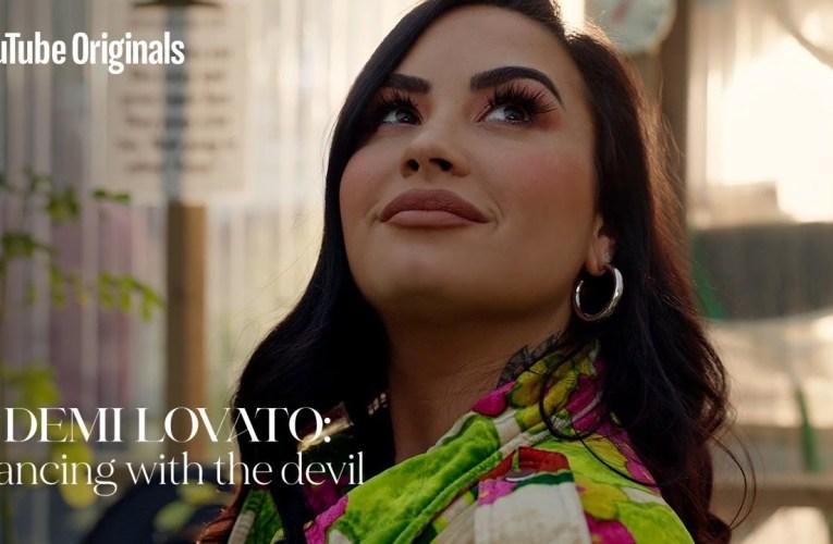 Demi Lovato hace sus confesiones más duras en el documental 'Dancing With The Devil'