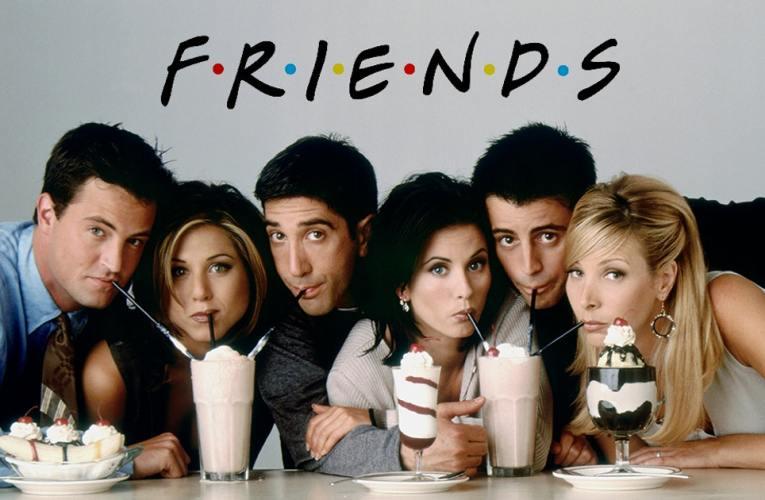 El especial de 'Friends' por fin tiene fecha de rodaje