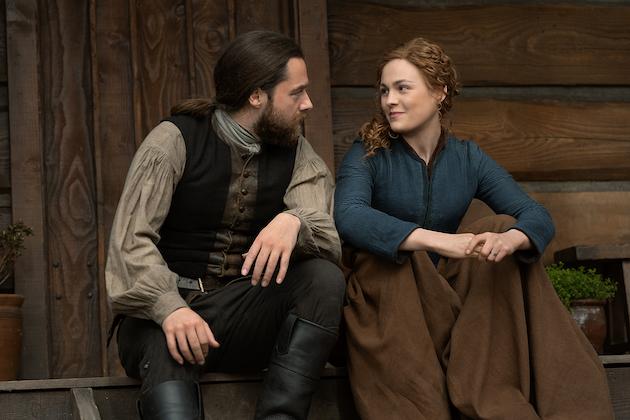 Salen a la luz las primeras imágenes de la Temporada 6 de 'Outlander'