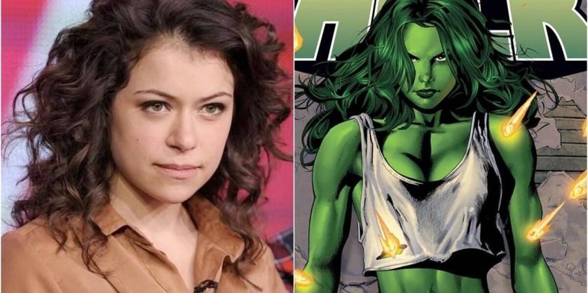 jameela jamil villana she-hulk (tatina maslany como she-hulk)