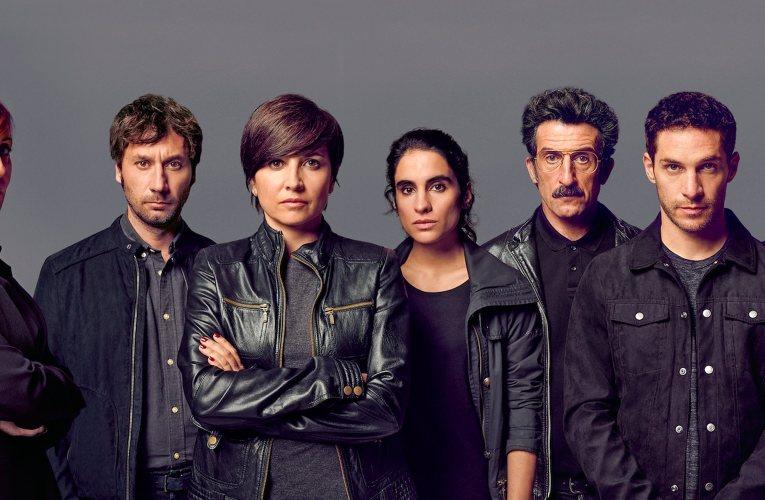 'La Unidad' termina el rodaje de su segunda temporada