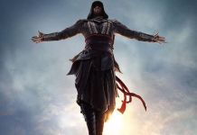 Salto da Fé de Assassins Creed