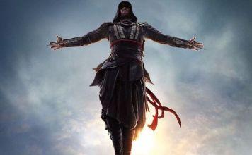 Salto da Fé de Assassins Creed