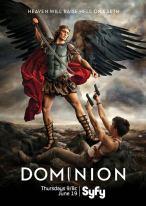 Póster Dominion.
