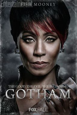 Jada Pinkett Smith es Fish Mooney.