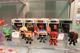 Colección Arrow y The Flash.
