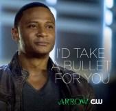 Arrow - John Diggle.