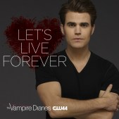 The Vampire Diaries - Stefan Salvatore.