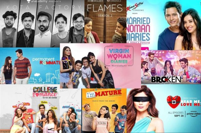 Heart Touching Best Romantic Web Series Hindi // Series Gamer