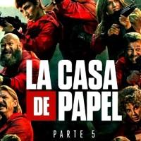 La Casa de Papel - Temporadas 5 (2021) (Mega)