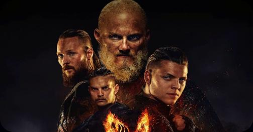 Vikingos Temporada 6 Completa por Mega