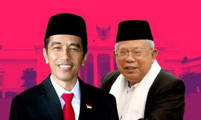 TKN: Jokowi-Ma'ruf Amin Kekuatan Yang Lahir Dari Rakyat