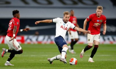 Link Live Streaming Tottenham Vs Manchester United