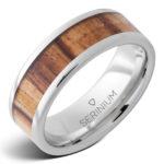 serinium wedding rings