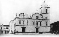 Antiga Igreja Matriz demolida em 1908