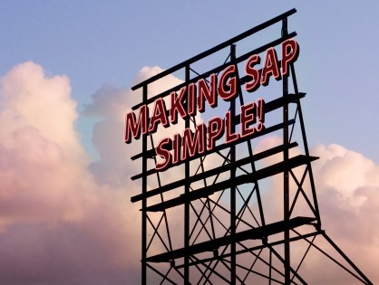 Making SAP Software Simpler (Part 2): The Journey Continues