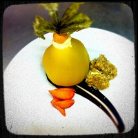 Vanilla Poached Pear