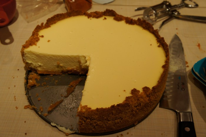 Dad's Cheesecake