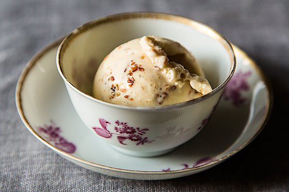 Friday Finds: Ice Cream Recipes from Food52 // Serious Crust by Annie Fassler