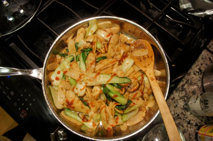 Shanghai Stir-Fried Rice Cakes // Serious Crust by Annie Fassler