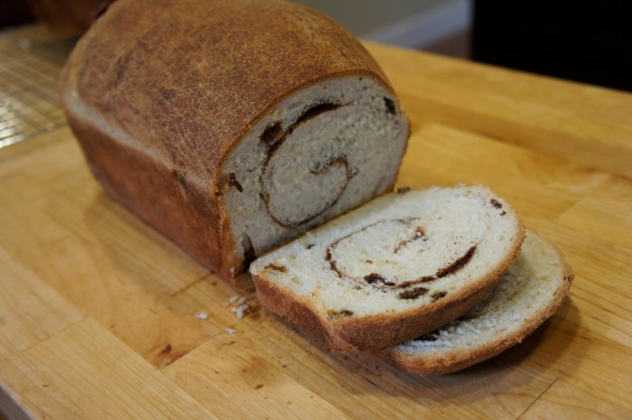 Cinnamon Raisin Bread // Serious Crust by Annie Fassler