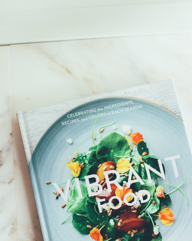 Vibrant Food by Kimberly Hasselbrink // Weekend Finds on Serious Crust