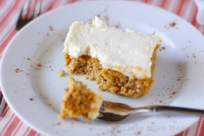 Pumpkin Tres Leches Cake // Weekend Finds on Serious Crust