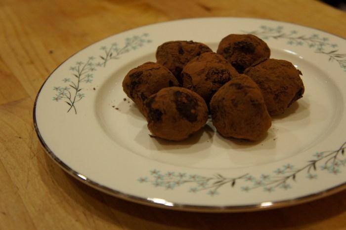 Chai Truffles | Serious Crust by Annie Fassler