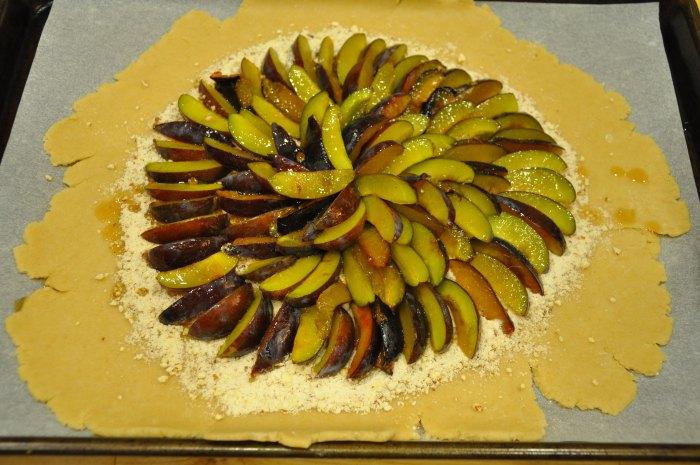 Italian Plum Galette | Serious Crust
