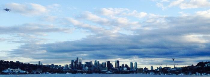 Seattle Skyline   Travel   Serious Crust by Annie Fassler