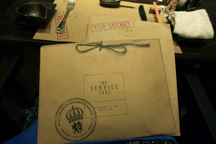 The Service 1921, Chiang Mai | Serious Crust by Annie Fassler