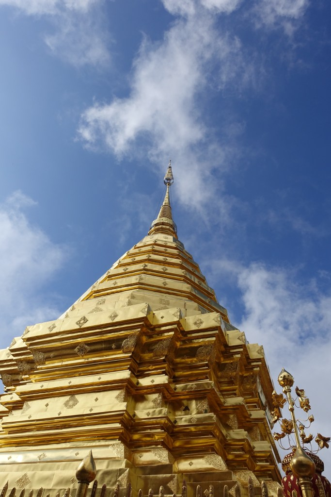 Wat Phra Doi Suthep, Chiang Mai | Serious Crust by Annie Fassler