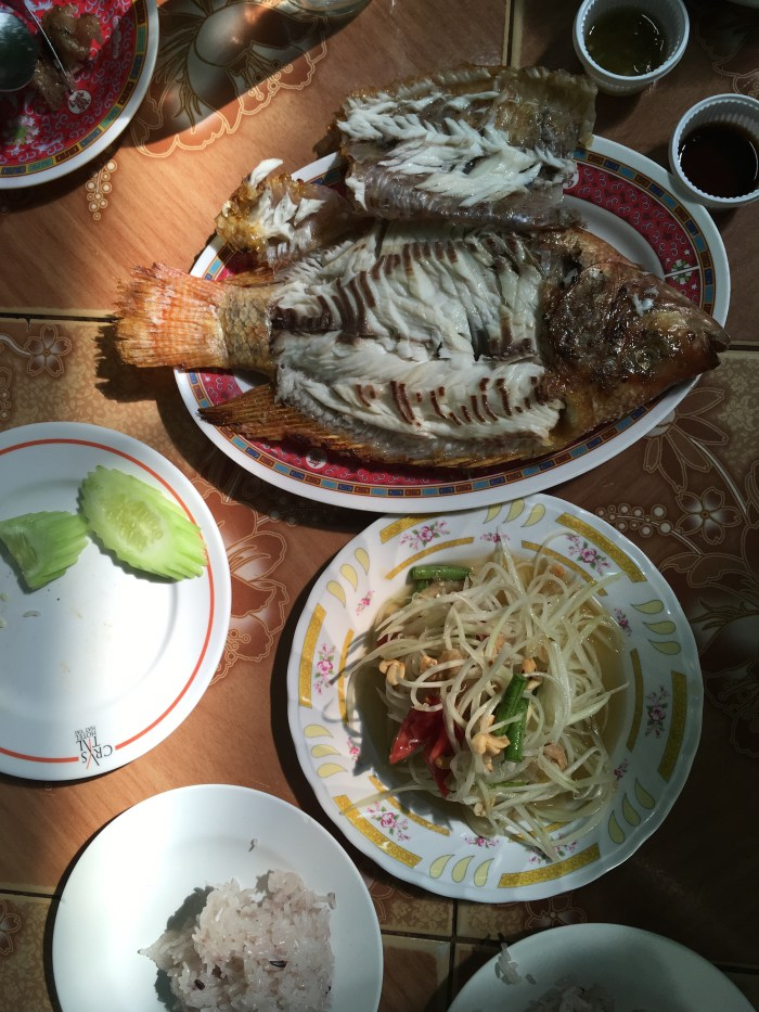 Lunch at Lert Ros, Chiang Mai | Serious Crust by Annie Fassler