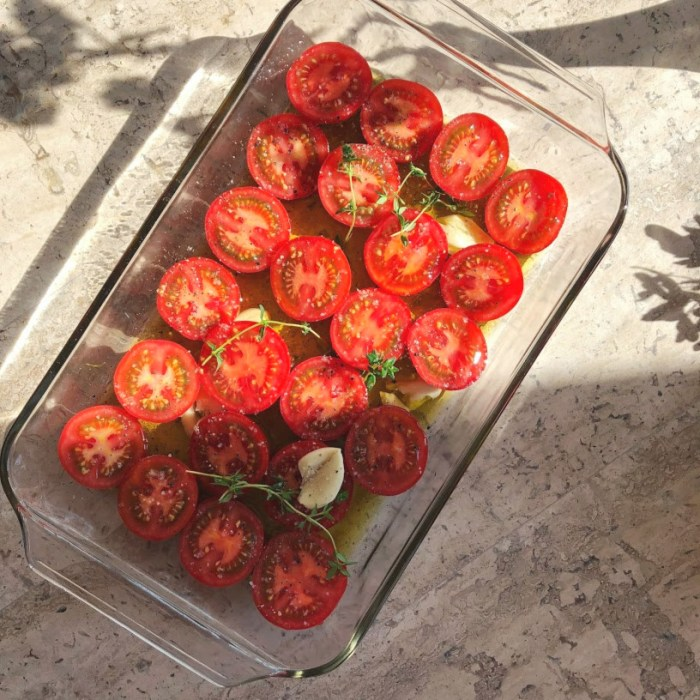 Roasted Tomatoes | Serious Crust by Annie Fassler